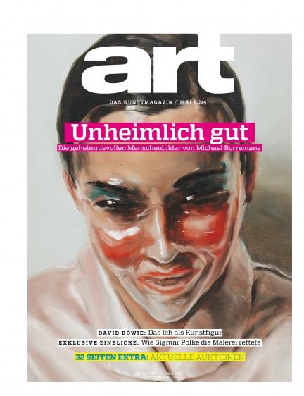 Kunstmagazin »art«